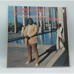 PHILIPS RHAPSODY IN WHITE , THE LOVE UNLIMITED ORCHESTRA , BARRY WHITE