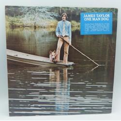 """JAMES TAYLOR """"ONE MAN DOG"""" VINILE LP-ORIGINALE 1972 WARNER BROS"""