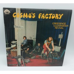 CREEDENCE CLEARWATER REVIVAL COSMO'S FACTORY STEREOMONO MADE IN ITALY