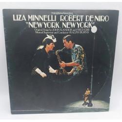 LIZA MINELLI ROBERT DE NIRO New York New York 1977
