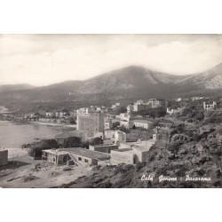 CALA GONONE (Nuoro) PANORAMA VIAGGIATA 1961