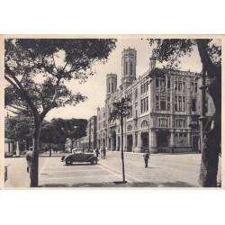 CAGLIARI PALAZZO COMUNALE , VIAGGIATA 1939