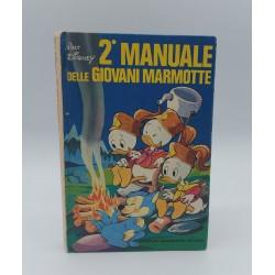2'MANUALE DELLE GIOVANI MARMOTTE 1975 WALT DISNEY ARNOLDO MONDADORI EDITORE