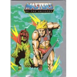MASTERS OF THE UNIVERSE MATTEL 1986 QUADERNO A QUADRETTI NUOVO