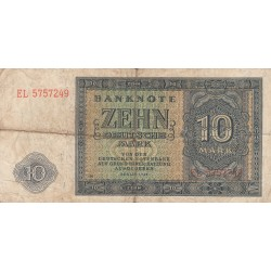 GERMANIA 10 MARK 1948
