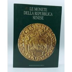 LE MONETE DELLA REPUBBLICA SENESE- MONTE DEI PASCHI DI SIENA 1992