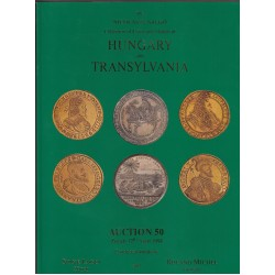 SPINK TAISEI ROLAND MICHEL  GENEVA- AUCTION 50, 12 APRIL 1994 COLLECTION OF COINS AND MEDALS OF HUNGARY AND TRANSYLVANIA
