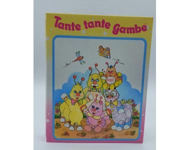 RACCOGLITORE AD ANELLI TANTE TANTE GAMBE GIG 1989 NUOVO