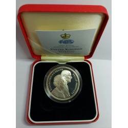 5 STERLINE 1997 , GOLDEN WEDDING ANNIVERSARY SILVER COLLECTION, SILVER PROOF