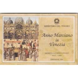 1000 LIRE 1994 , ANNO MARCIANO IN VENEZIA