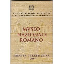 2000 LIRE 1999, MUSEO NAZIONALE ROMANO