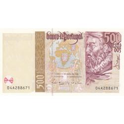 PORTOGALLO 500 SCUDI 1997 UNC