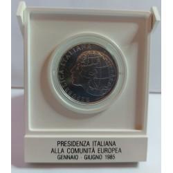 500 LIRE 1985, COMUNITA' EUROPEA