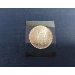500 LIRE 1975 MICHELANGELO