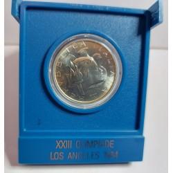 500 LIRE 1984 OLIMPIADE LOS ANGELES