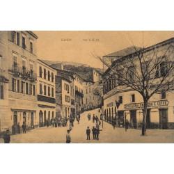 OZIERI VIA V.E. III 1909