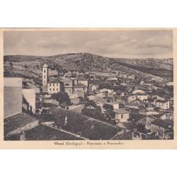 ORANI, PANORAMA E PARROCCHIA 1941