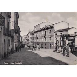 NUORO, CORSO GARIBALDI 1955