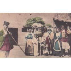 ESPOSIZIONE ETNOGRAFICA ROMA 1911