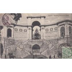 CAGLIARI SCALINATA BASTIONE S. REMY 1914