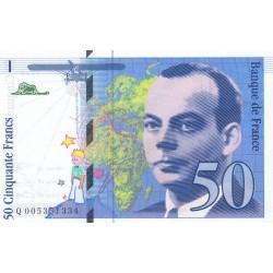 FRANCIA 50 FRANCHI 1993 UNC