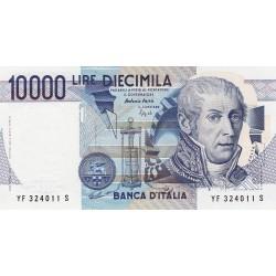 10000 LIRE VOLTA 26.04.1994   FDS