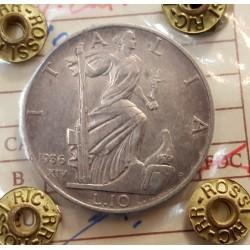 10 LIRE IMPERO 1936 SPL/FDC