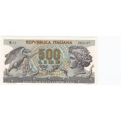 500 LIRE ARETUSA 20.6.1966 FDS
