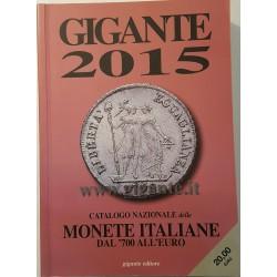 CATALOGO MONETE GIGANTE 2015