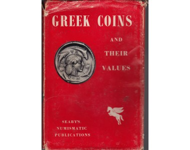 Greek Coins and their Values by H. A. Seaby