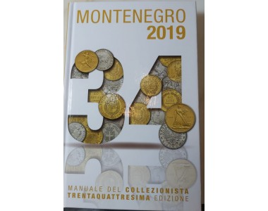 CATALOGO MONTENEGRO 2019  NUOVO