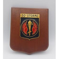 CREST AERONAUTICA 50^ STORMO