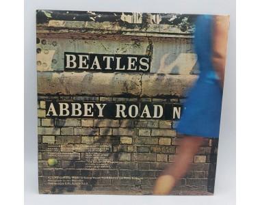 BEATLES ABBEY ROAD 1969 LP EDIZIONE ITALIANA