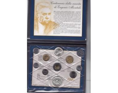 REPUBBLICA SERIE DIVISIONALE 1996 FDC
