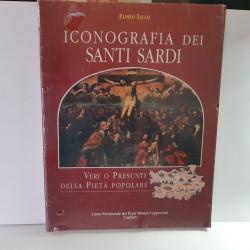 ICONOGRAFIA DEI SANTI SARDI DI  ELISEO LILLIU