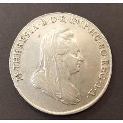 MILANO  MARIA TERESA D'AUSTRIA SCUDO 1779 qSPL