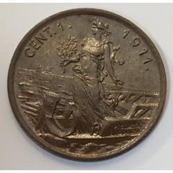 1 CENTESIMO 1911 FDC