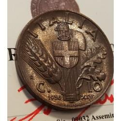 10 CENTESIMI 1936 IMPERO    FDC