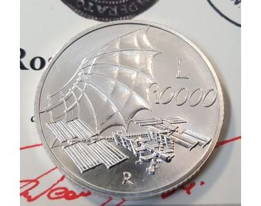 10000 LIRE  2000 IL CIELO   FDC