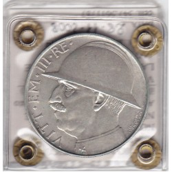"""20 LIRE 1928 """" Elmetto"""" periziato meglio di SPL"""