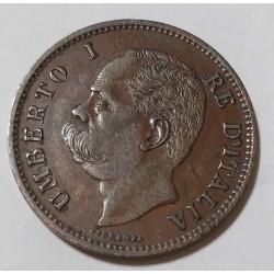 Umberto I 5 centesimi 1895