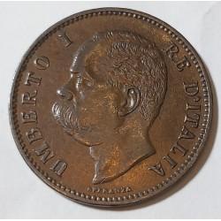 Umberto I 5 centesimi 1896