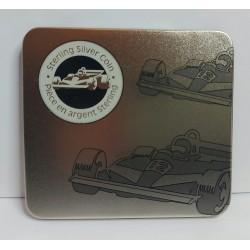 CANADA 50 CENTS 1998 AUTOMOBILISMO