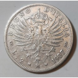 2 LIRE 1907