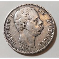 2 LIRE 1884