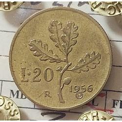 20  LIRE 1956 PROVA