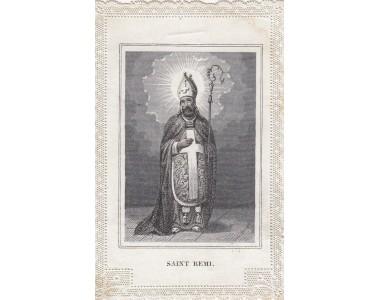 SAN REMIGIO VESCOVO SIDEROGRAFIA 1865